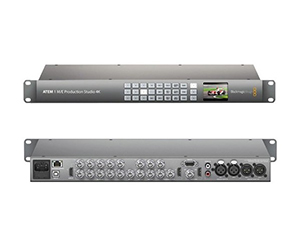 Blackmagic ATEM 1ME production studio 4K