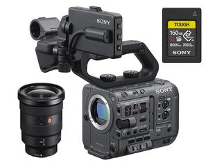 Sony ILME-FX6 / 16-35 2.8GM / 160GB CFA
