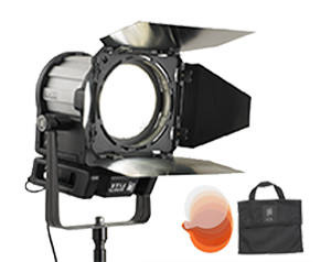 Litepanels Sola 6 with CTO Gel Set