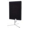 Avenger I650B Solid Black Flag 40 x 60 cm